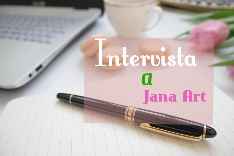 Interviste Virtuali: Giusi intervista Jana Art