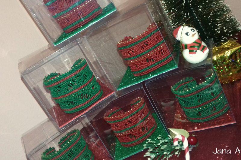 Speciale Natale: portatovaglioli natalizi.