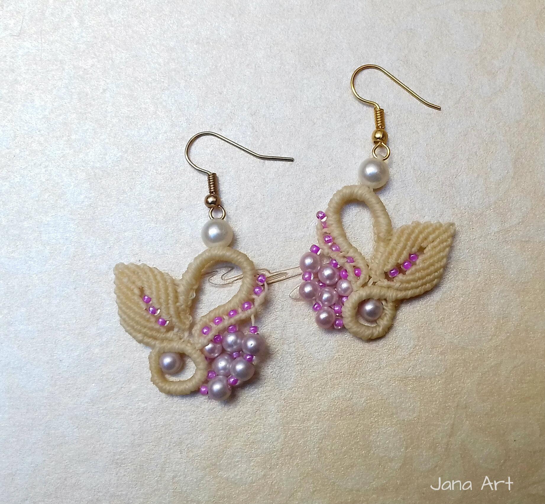 orecchini cigno