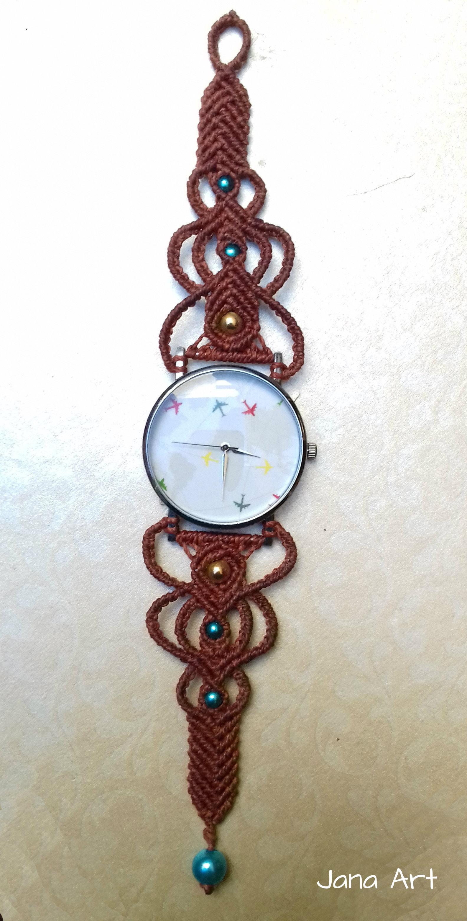 Orologio Marrone negozio online