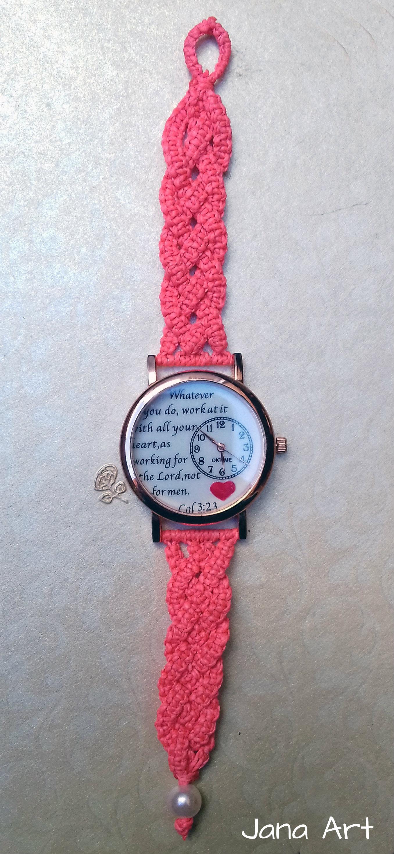 Orologio Rosa negozio online